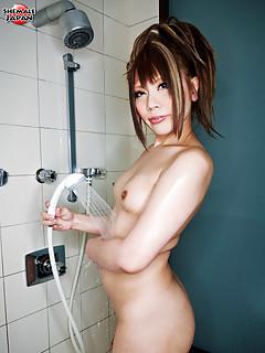 Shemale Bathroom Pics