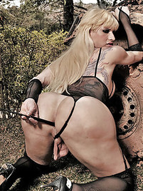 Sydney recommend best of shemale ass big female on